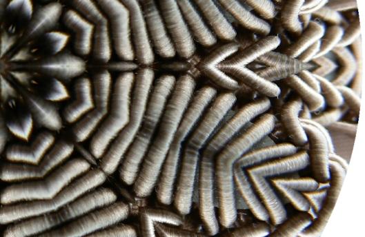 Crochet Mandala - detail