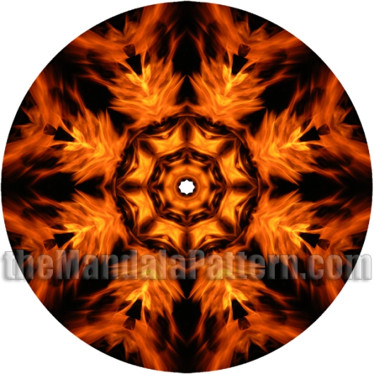 Fire 2 Mandala