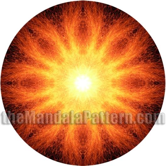 Sparks Mandala