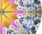 Sky Drama Mandala - detail.