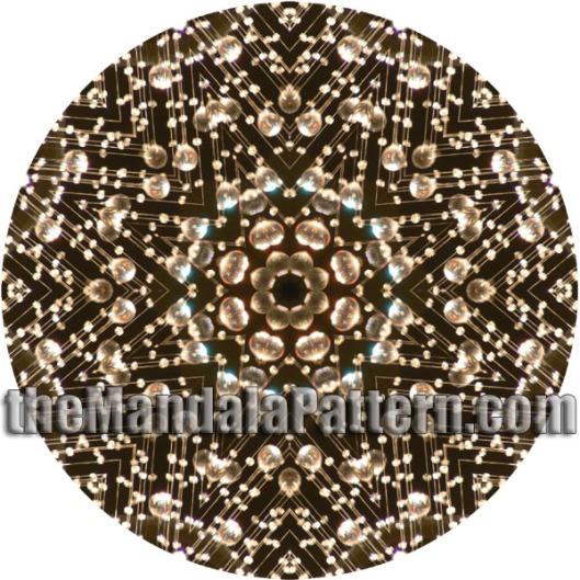 Chandelier Mandala