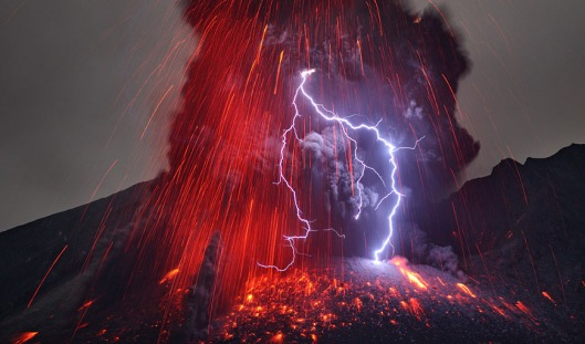 Sakurajima Volcano Mandala source image